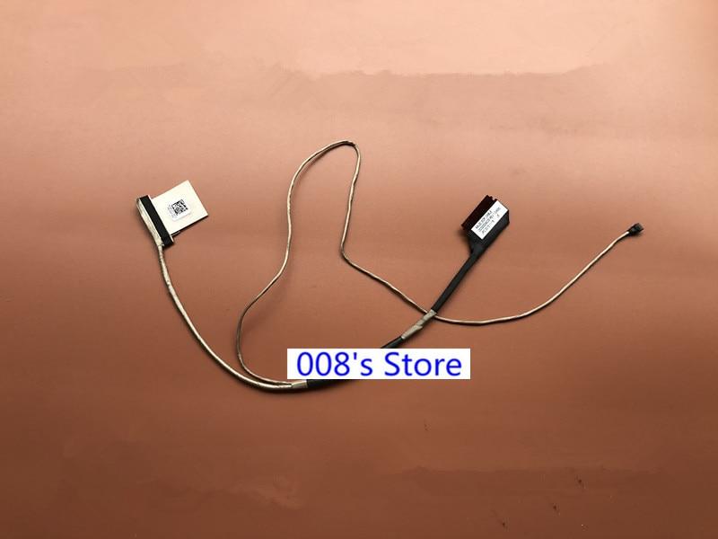 Neue Notebook LCD Video Flex Bildschirm Daten LVDS Kabel Für Dell INSPIRON 15-5000 3558 5551 5558 AAL20 EDP DC020024C00 Display Linie