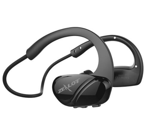 H06 neckband handsfree stereo sport headset wireless bluetooth earphone headphone for phones/ iphone/huawei