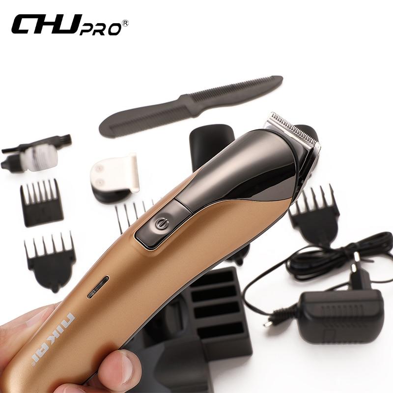 High Quality Professional Hair Clipper Original Brand Hair Cutting Machine Barber Hair Trimmer Aparador de cabelo цена