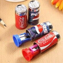 Стационарных cola карандашей точилка каваи школы школьные офис милый принадлежности оптовая