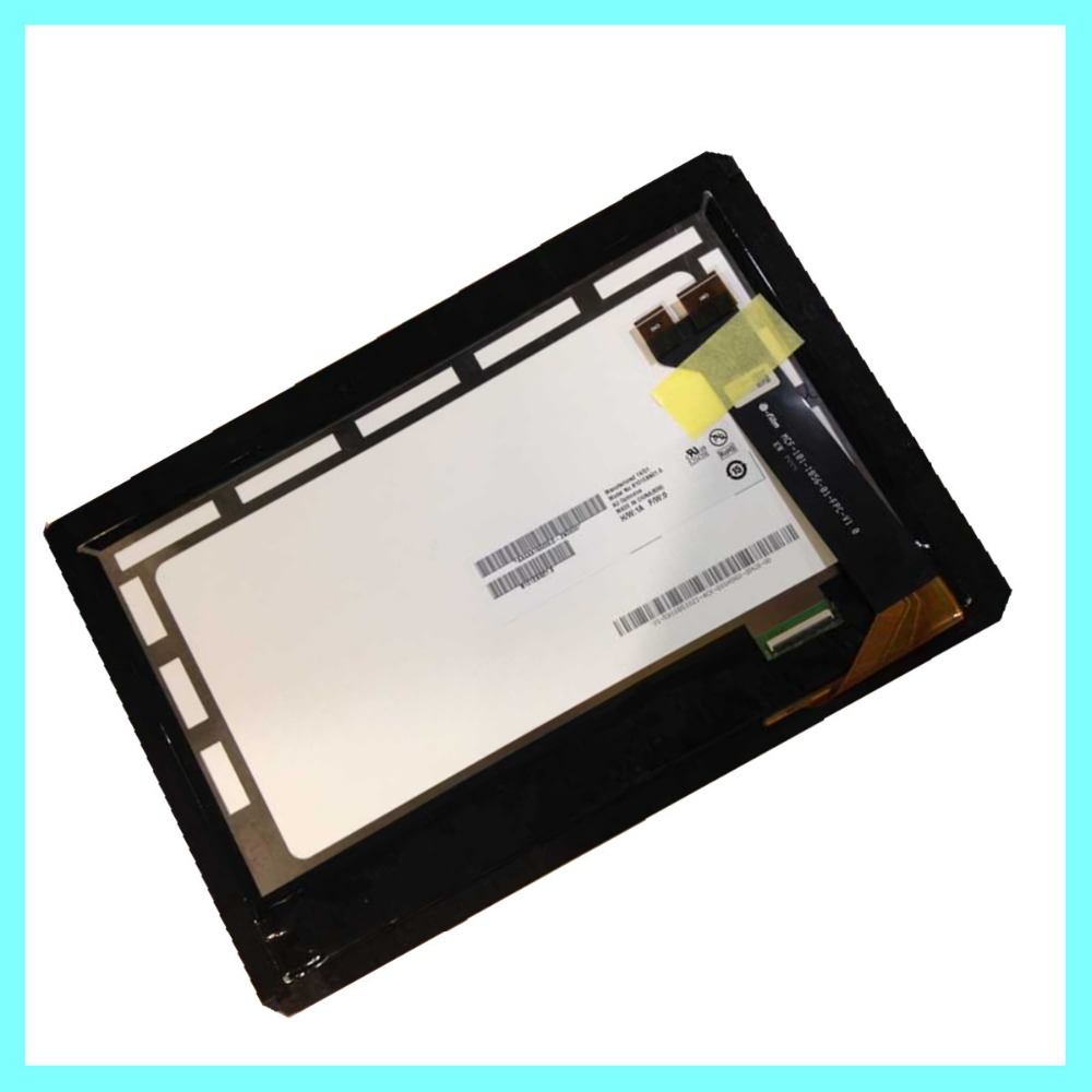 ФОТО Original For ASUS MeMO Pad 10 ME102 ME102A FPC-V1.0 Touch Screen digitizer LCD Display assembly