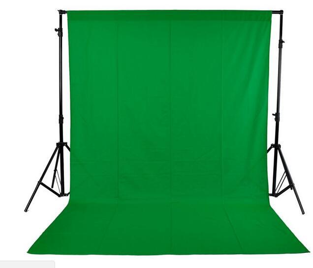10x12 ft NOUVEAU Photografia Équipement Photographie décors écran Vert coton Muslin Photo fond studio Chromakey GR-002