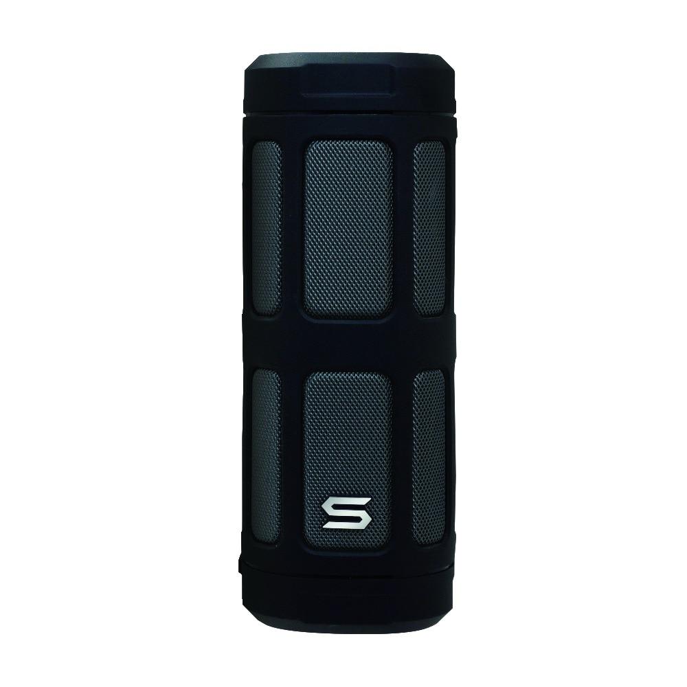 Soul Run Free Pro Bluetooth Earphone Sport Running With Mic Earbud Wireless Headset Storm Black Wavepower Weatherproof Portable Outdoor Speaker Power Bank For Yoga Boating