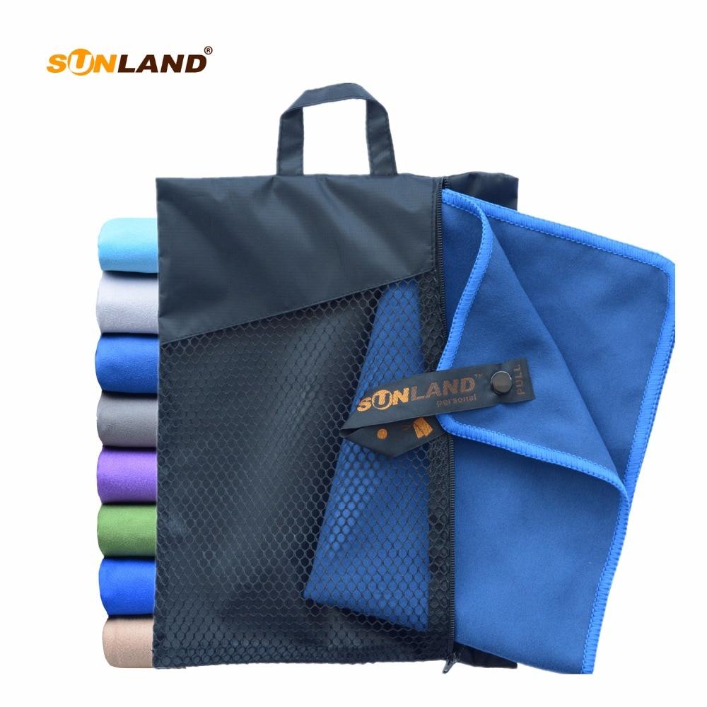 61 cmx122cm Sunland mikroszálas gyors szárítás kompakt utazási - Lakástextil