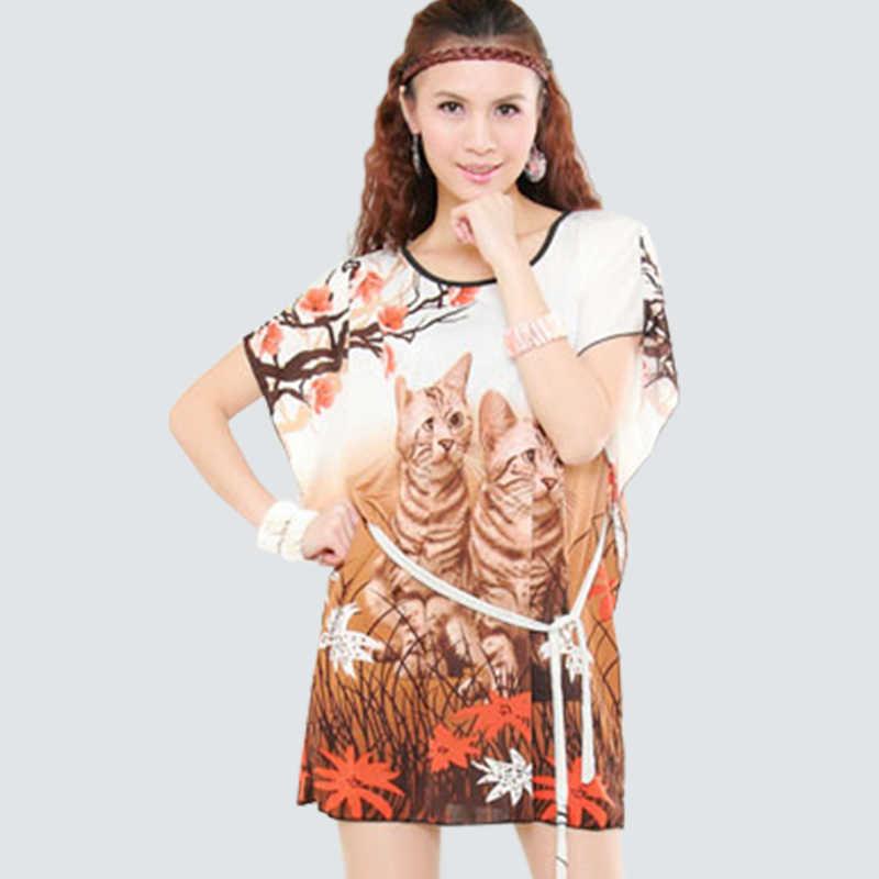 Kadınlar Seksi Gevşek uydurma Mini Parti Elbise Yaz Casual Düz Elbise gece elbisesi 1H355