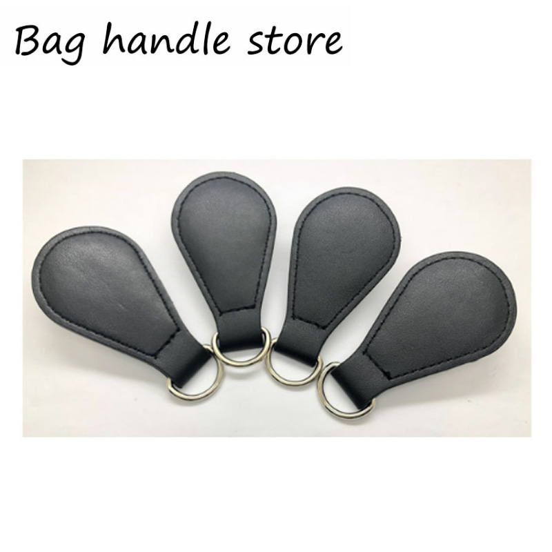 New 1 Set 4 Pcs Handle Drops Diy Handles Drops Accessary For Obag AMbag Classic Mini O Bag Women's Bags Shoulder Handbag O Bag