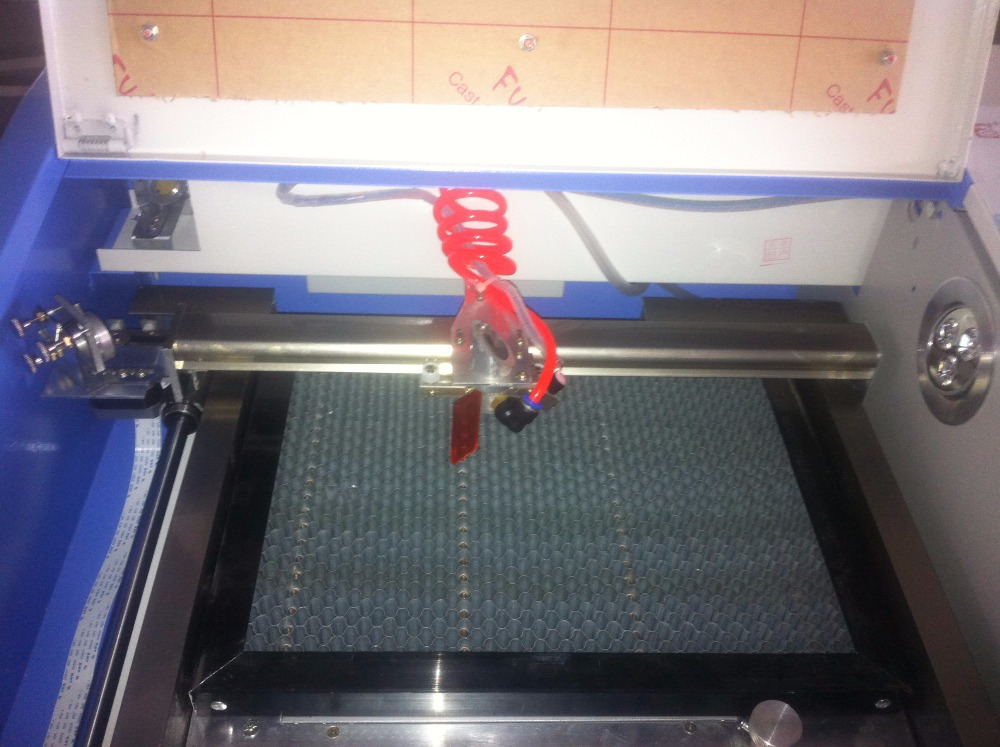 Free Shipping!!!desktop 40w Laser Machine Price For School And Family Used