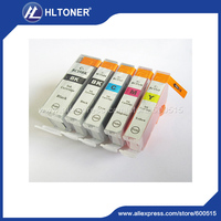 5pcs Set Compatible Ink Cartridge Canon BCI9 BCI7 For CANON PIXUS IP4100 IP4100R IP4200 IP5200R IP6100D