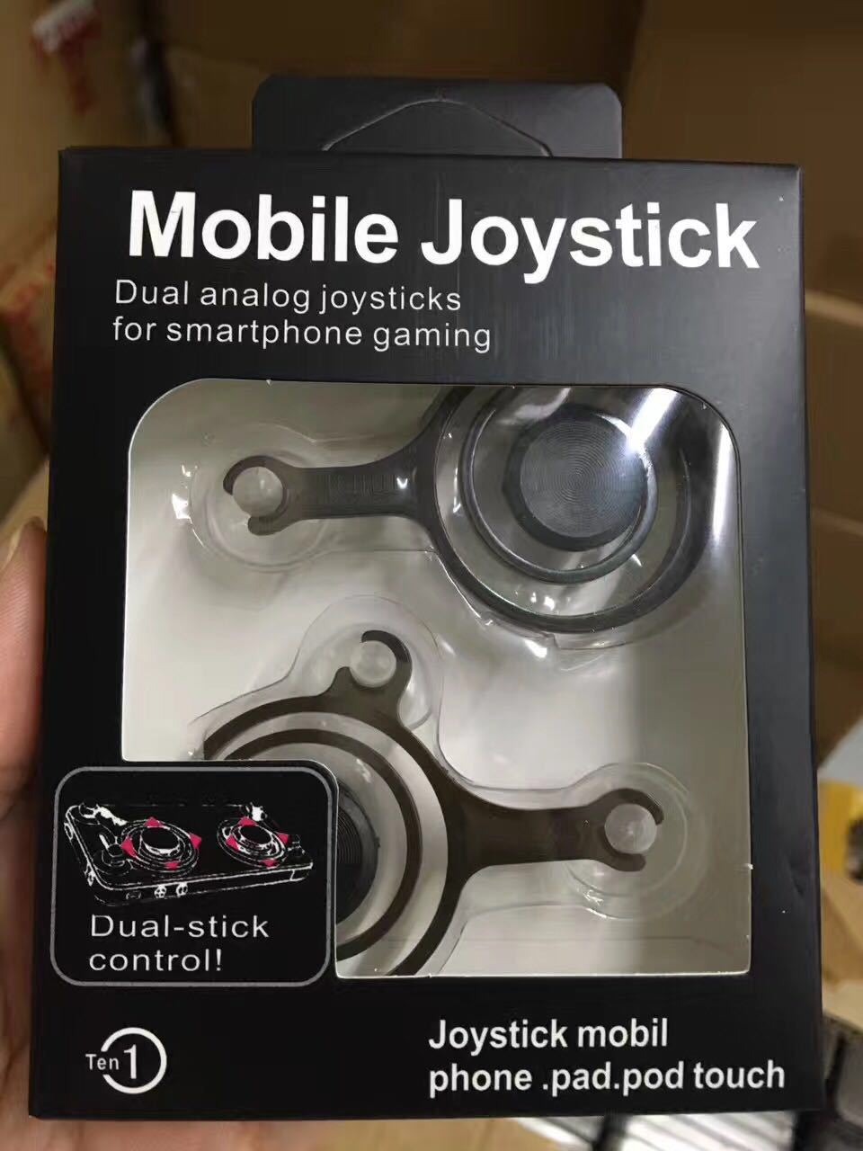 Manufacturers direct mobile games joystick games artifact tablet phone Android hand travel button sucker King glory