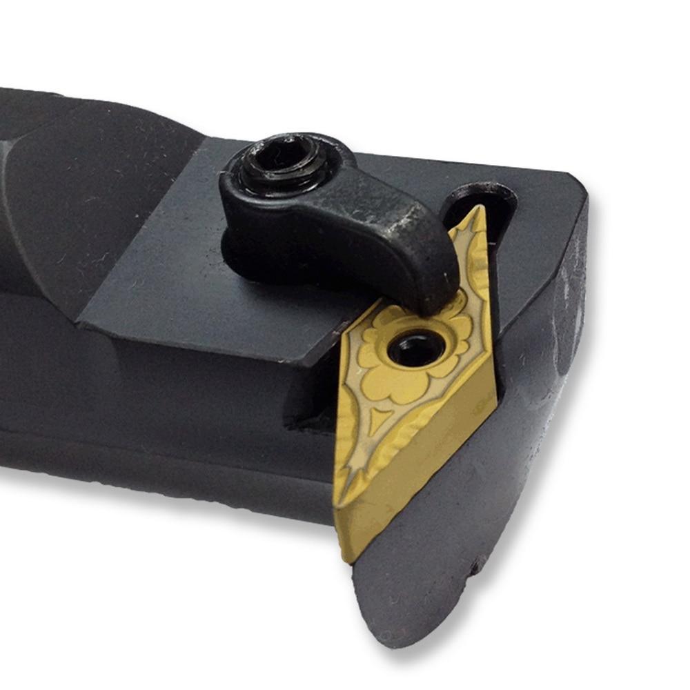 S25S-MVUNL16 25x250mm Lathe Turning Tool Boring Bar Holder for VNMG1604 inserts