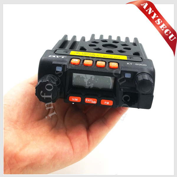 newest!!! portable transceiver QYT KT8900 Mobile Transceiver Used for road trip mini dual band for marketnewest!!! portable transceiver QYT KT8900 Mobile Transceiver Used for road trip mini dual band for market