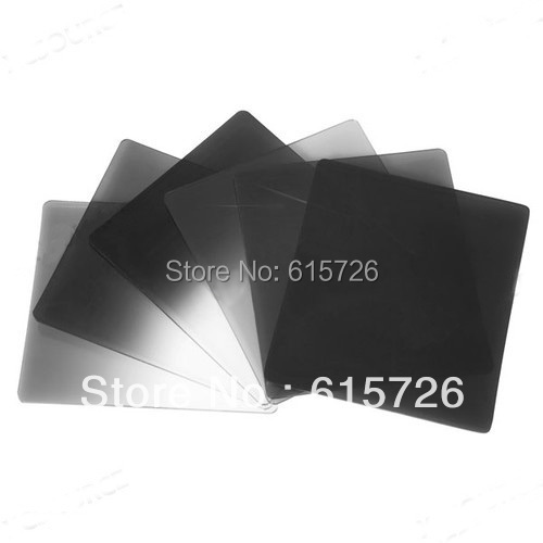 10pcs//lot 24 Color Square Filters Full Color Filters//Graduated Color filers for Cokin P Full Yellow ND UV CPL Filter