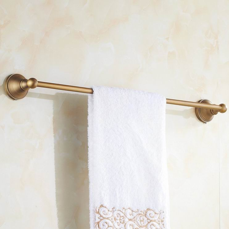 Free Shipping Classic Antique bronze Finish Toilet brass Single towel bar Bathroom Accessories  towel holder Classic towel bars old antique bronze doctor who theme quartz pendant pocket watch with chain necklace free shipping