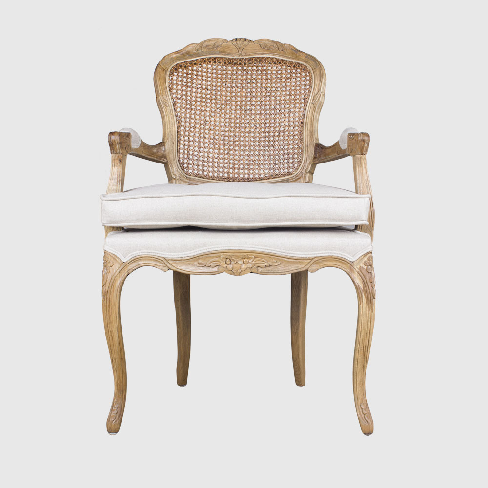 Wooden chairs with armrest - Aliexpress Com Buy Source Wood Off The French Countryside Wood Carved Cane Back Chair Armrest American Casual Dining Chairs Carved Wooden Chair Exp From