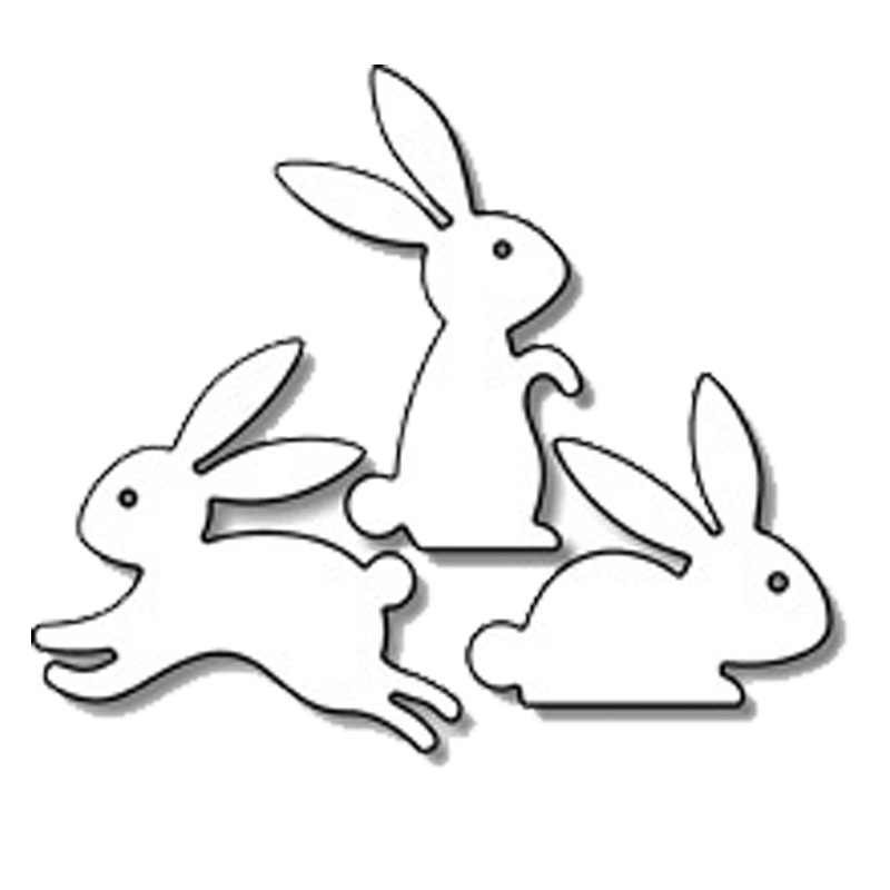 detail feedback questions about swovo lively bunny metal cutting