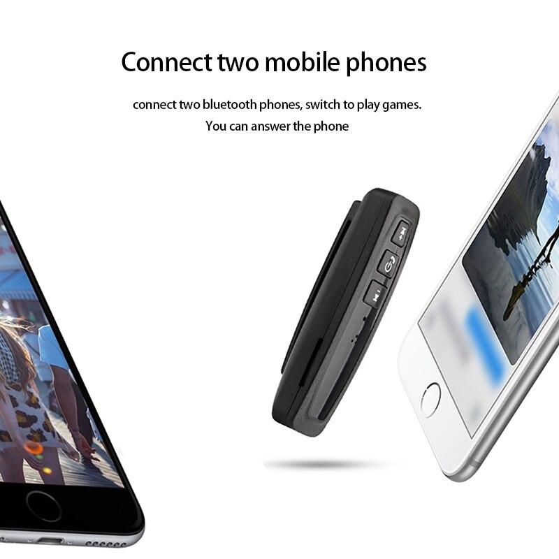 Funkadapter Mutig Drahtlose Bluetooth Empfänger Auto Mobile Audio Kompakte Und Leichte Adapter 3,5mm Auto Mp3 Player Bluethooth Transmiter Um Der Bequemlichkeit Des Volkes Zu Entsprechen