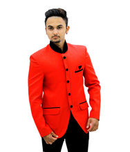 2018 New Latest Coat Pant Designs Men Designer Wedding Grooms Dinner Suit Red Coat Jacket Blazer black pant 2piece