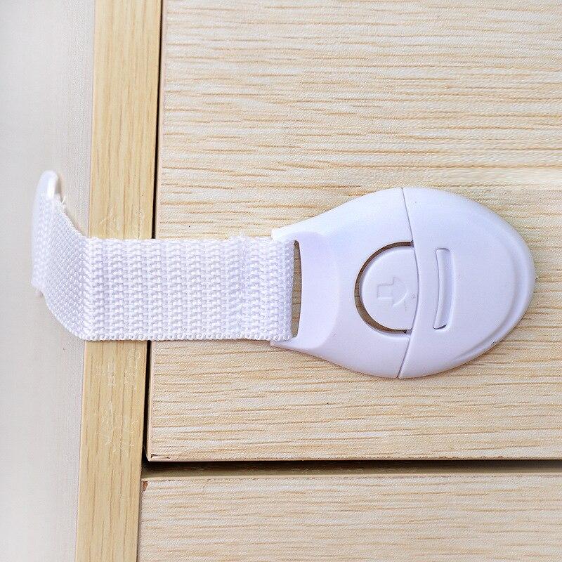 10x bloqueo infantil protección infantil castillo para puerta armario cajón refrigerador