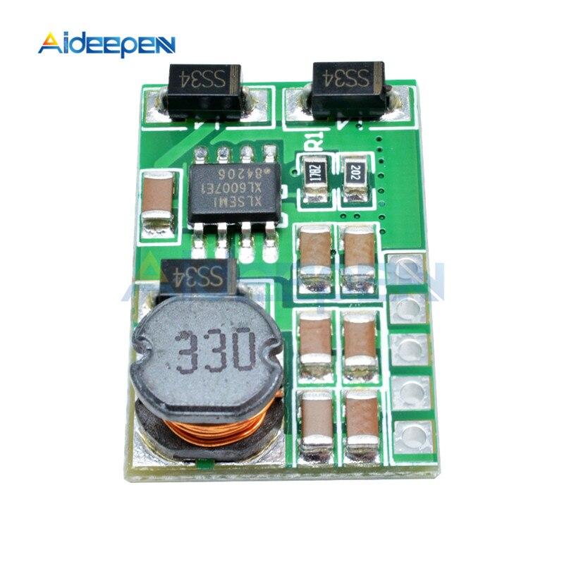 3 V-18 V to+-5V 6V 9V 12V 15V 24V 1.8A 2A положительный и отрицательный двойной Вт конвертер постоянного/переменного тока, повышающий наддува модуль Плата регулятора - Цвет: 24v without pin
