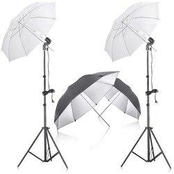 Neewer Photo Studio Continuous Lighting Umbrella Kit with Reflector Umbrella For Portrait Photography Studio Video Recordi