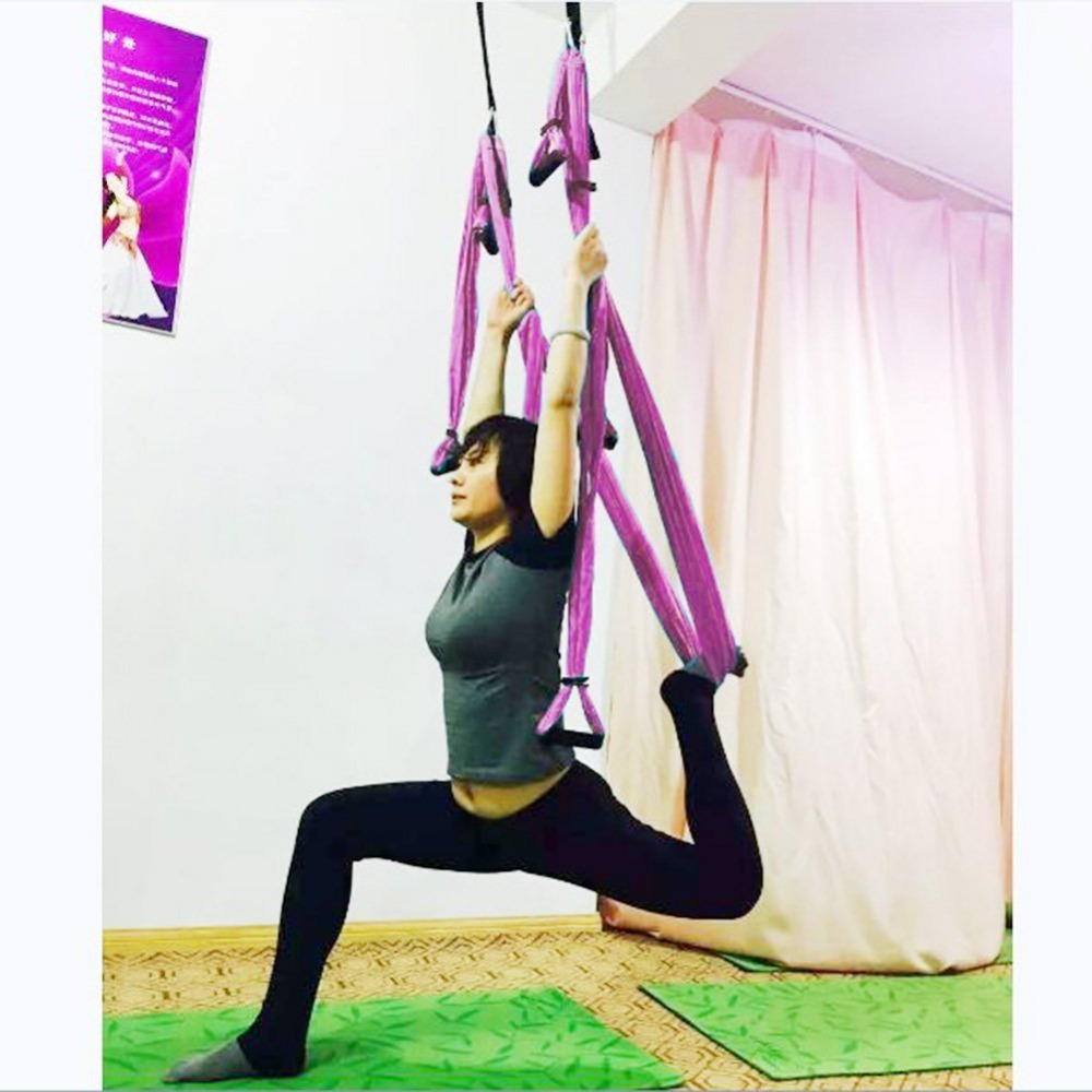 trapeze hammock class aerial yoga sling dp accessories like straps equipment supplies and blue amazon inversion series agptek swing