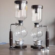 وعاء سيفون لصنع القهوة على الطريقة اليابانية 2/3/5 أكواب TCA 2/3/5pot