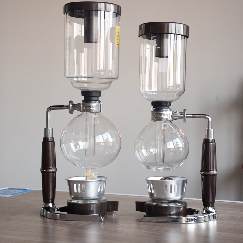 Syphone coffee maker Japanese Style Siphon pot 2/3/5cups TCA-2/3/5