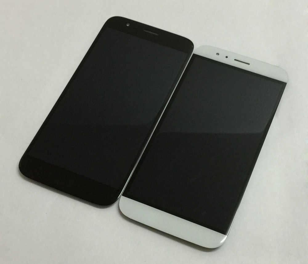 Для huawei G8 GX8 RIO-L01 RIO-L02 RIO-L03 Сенсорный экран планшета Сенсор Стекло + ЖК-дисплей Дисплей монитор Экран Панель модуля в сборе
