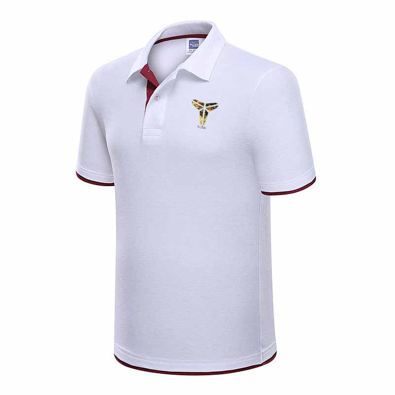 Mens   Polo   Shirt Men Cotton Short Sleeve Shirt   Polo   Fitness Pattern Print Jerseys Tops Plus Size XS-3XL Camisa   Polo   Male