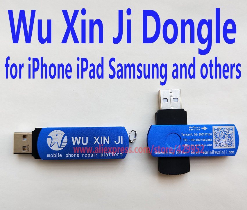 Efix Wu Xin Ji Wuxinji Fivestar Dongle Fix Repair Iphone