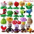Растения против зомби плюшевые игрушки комплект для детей 20 шт./лот 13-20cms в высота среднего размера бесплатная доставка