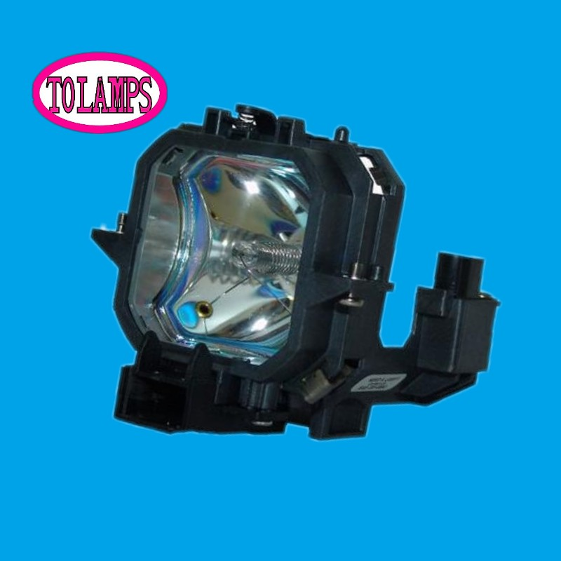 ФОТО Original Projector Lamp ELPLP27 For EPSON PowerLite 54c/PowerLite 74c/EMP-74L/EMP-75
