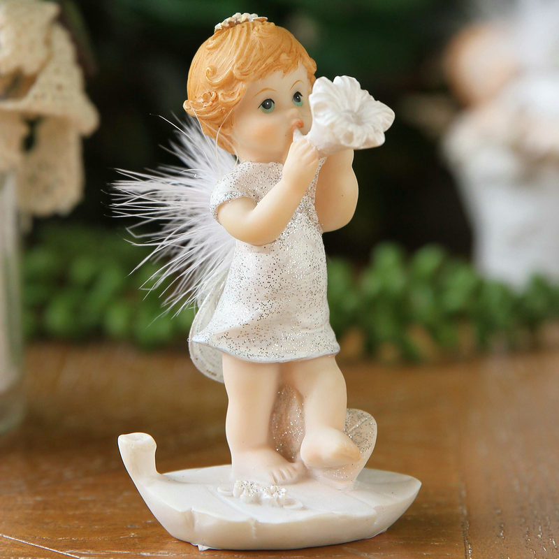 Cute Baby Angel Figurine (15)