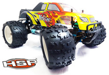 HSP Rc Car 1/8 Scale Models Nitro Gas Off Road Monster Truck 4wd Remote Control Car High Speed Rc Hobby Car