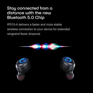 Image 3 - Anomoibuds Capsule Bluetooth Hoofdtelefoon 5.0 Hoofdtelefoon Tws Draadloze Hoofdtelefoon Handsfree Sport Oortelefoon