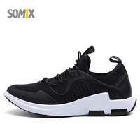 Somix Brand Light Running Shoes Men 2017 New Breathable Men Sport Shoes For Men Sneakers Shock