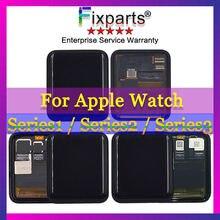Спорт/сапфир для Apple Watch 1 сборный сенсорный ЖК монитор для Apple Watch Series 3 ЖК-дисплей серии 2 Pantalla Замена
