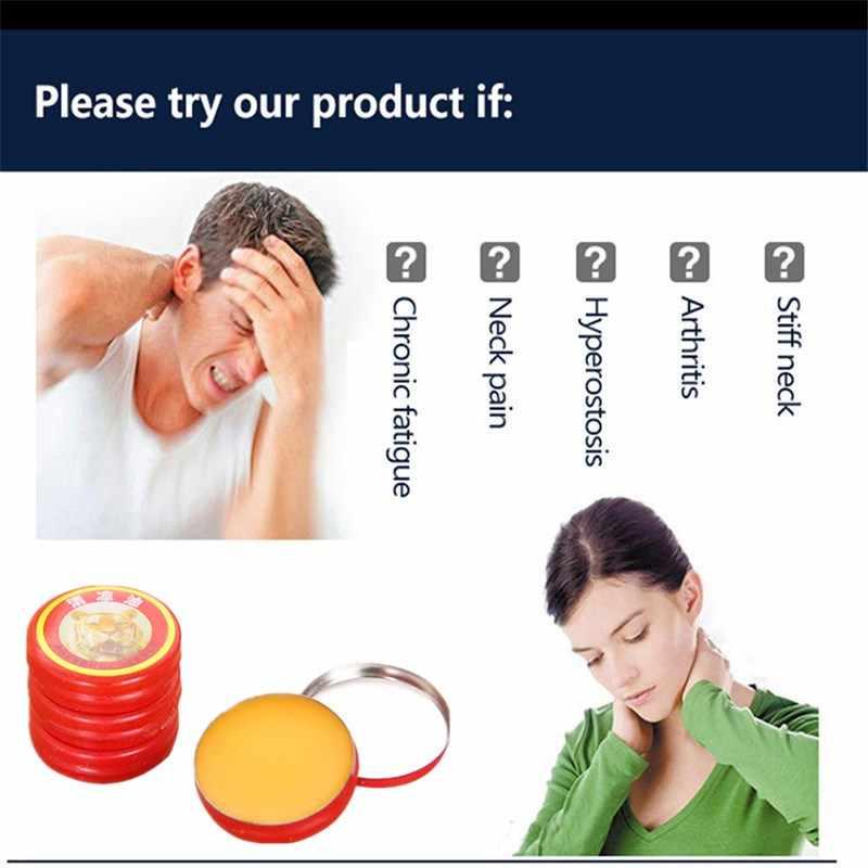 Prix usine DISAAR baume du tigre pour Acesodyne Relax rafraîchissant menthe huile essentielle traitement sciatique mal de dos Lumbago douleur au cou