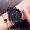 GIMTO Popular Women Watches Creative Turntable Unisex Lovers Wristwatch Quartz Female Women Sport Watch Relogio Montre Reloj
