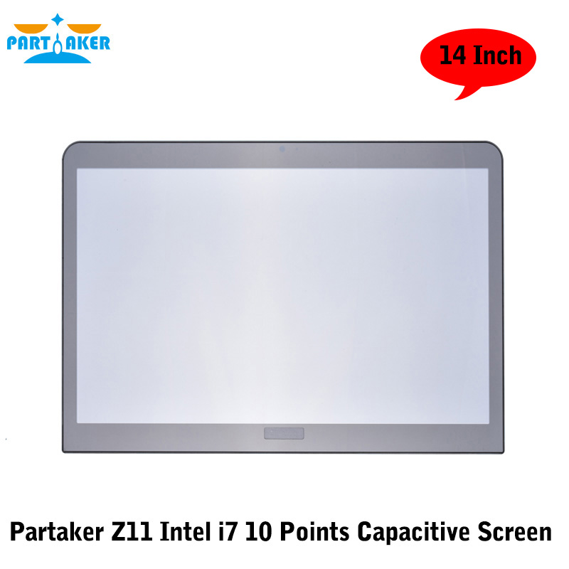 Partaker 10 Points Capacitive Touch Screen Computer All In One With Intel Core I7