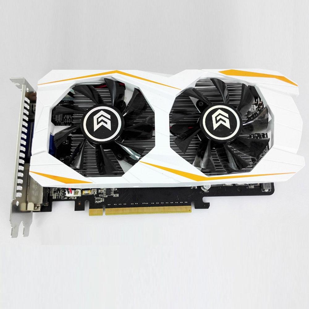 Для офиса 1 ГБ DDR5 192Bit GTX550TI PC Графика карты PCI-Express пласа-де-video Carte graphique видео карты для nvidia geforce