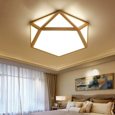 LED Ceiling Lights for Bedroom with remote control 10cm height ceiling lamp Wooden meters modern house lighting fixtureLED Ceiling Lights for Bedroom with remote control 10cm height ceiling lamp Wooden meters modern house lighting fixture