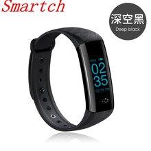 Smartch Smart Band M2S сердечного ритма крови Давление измеритель пульса Браслет фитнес часы smartband для Apple Android PK fitbits ID107