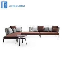Веревка диван открытый садовая мебель софа
