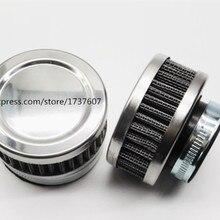 1 шт. воздушный фильтр для мотоцикла из нержавеющей стали 32 мм 35 мм 38 мм 48 мм 54 мм 60 мм Очиститель для SR400 CB550 CB750 Kawasaki KZ650