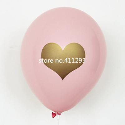 Personalized Balloons Custom Printing Photo Logo Name Birthday Party Advertising 200pcs