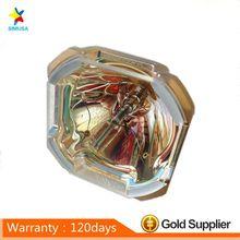 Original bare projector lamp bulb LV-LP33 / 4824B001  for  CANON LV-7590