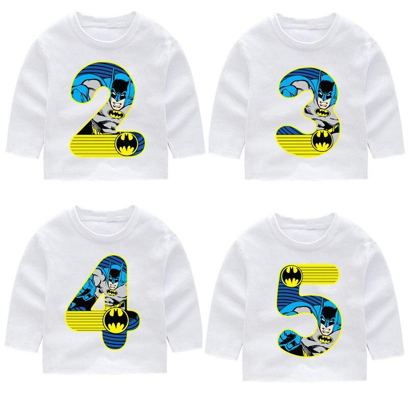 Harley Carter Kid T Shirts Boy Girl Long Sleeve Tops Tee