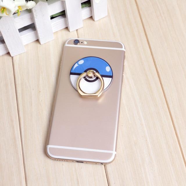Pokemon Finger Ring Smartphone Holder 5