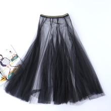 Slip Femme Womens Slips Half black color for spring and summer 9854